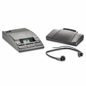 Philips 720 t Desktop Analog Mini Cassette Transcriber Dictation System