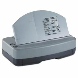 Officemate Electric 2 3 Hole Adjustable Eco punch