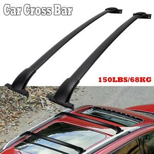 Fit 2013 2017 Nissan Pathfinder Oe Style Roof Rack Cross Bar Set Luggage Carrier