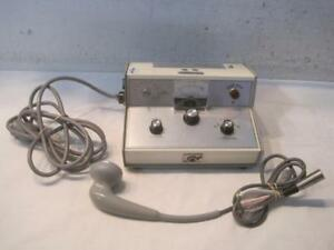 Rich mar Ultrasound Therapy Apparatus Model Iv parts Reapir