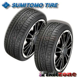 2 Sumitomo Htr A S P02 225 45 17 94w All Season High Performance Touring Tires