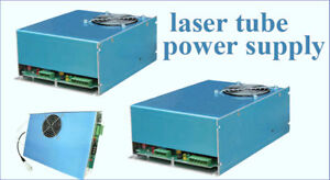 Reci Power Supply Power Source For 90 100w W2 S2 Co2 Laser Tube 110v Oem