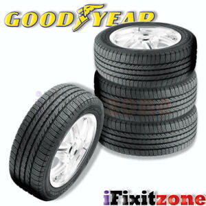 4 Goodyear Assurance Comfortred Touring 225 55r16 95h Performance Tires