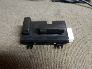 1999 2006 Cadillac Gmc Chevrolet Power Seat Switch Front Rh Passenger Side Oem