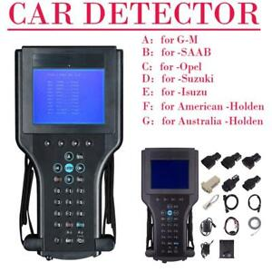 Diagnosis Tech 2 Flash Tester For Gm saab opel suzuk holden isuzu Add 32mb Card
