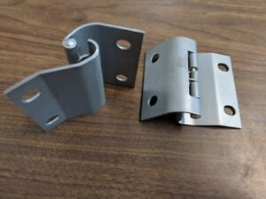 Glove Box Hinges Early Ford Bronco 1966 1977 Or 1961 1967 Econoline