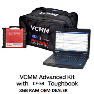 Ford Ids Vcm 2 Vmm Advanced Diagnostic Dealer Toughbook Advanced Package