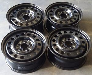 Chevy Monte Carlo Factory Oem Steel Wheels Rims 2000 2007 16x6 1 2