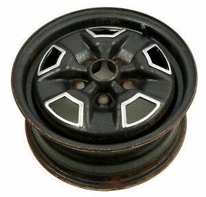 Used 1982 1984 Oldsmobile 13 X 5 1 2 Super Stock 5 Lug Wheel Single Rim 22523999