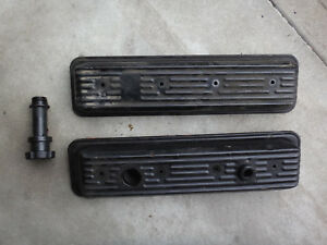 93 97 Trans Am Camaro Firebird Stock Oem Lt1 Valve Covers Center Bolt Gm Oe T A