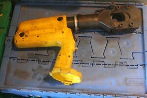 Stanley Battery Powered Hydraulic Cable Cutter