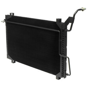 A c Ac Air Conditioning Condenser Fits Ford E 150 Econoline Club Wagon 1988 1991