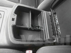For Chevrolet Avalanche Gmc Yukon Center Console Organizer Armrest Storage Box 1