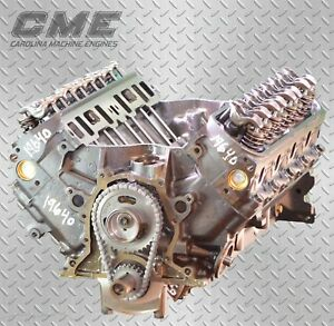 Ford 351w 1968 1993 5 8l Rebuilt Stock Replacement Reman Crate Motor Engine