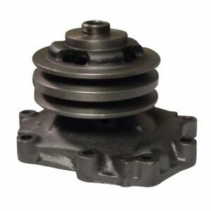 Water Pump For Ford New Holland Tractor 5110 5610 Fapn8a513aa 81863830