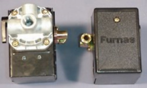 Pressure Switch For Air Compressor Made By Furnas Hubbell 69jf7ly2c 95 125 W