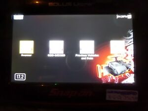 Snap On Solus Ultra Touch Scanner W 17 2 Software Eesc318 Domestic Asian Euro