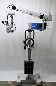 Carl Zeiss Opmi Mdu S5 Surgical Operating Microscope Ophthalmology