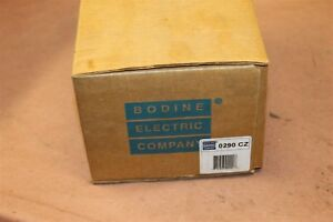Bodine Small Motor 0290czhh0003 1 15 Hp New