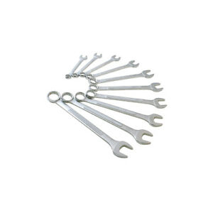 Sunex Tools 10 pc Jumbo Combination Wrench Set 1 5 16 To 2 Large Wrenches