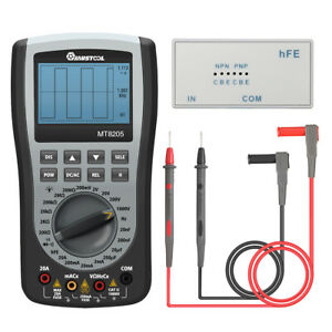 Liumy Lm2001 mustool Mt8205 Digital Intelligent Storage Oscilloscope Multimeter