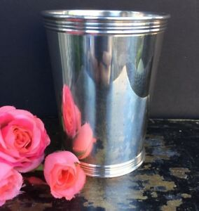Old Sterling Silver Mint Julep Cup 131 Grams