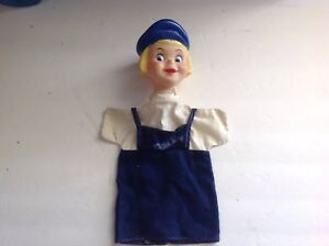 Dutch Boy Paints Vintage Advertising Hand Puppet  Very Cool