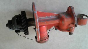 Allis Chalmers Tractor Distributor Assembly Magneto To Distributor Wc Wd