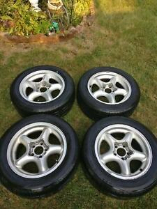 1994 Mustang Wheels And Tires Set Of 4