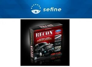 Recon For 08 16 super Duty Raised Acrylic Lettering Kit Super Duty 264181wh