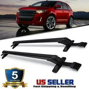 Universal Car Top Roof Rack Cross Bars Cargo Carrier For 2018 Ford Edge Escape
