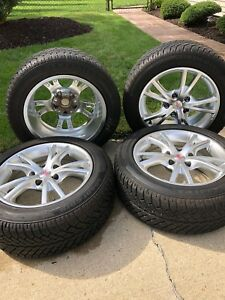 Bmw 3 Series Wheels And Tires 16 Inch Winter Tires Set Of 4