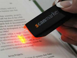 Scan Marker Portable Text Scanner