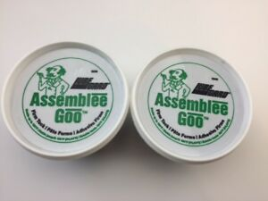 Two Green Tubs Of Lubegard Transmission Assembly Lube
