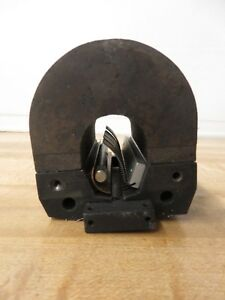 6 Pound Alnico Industrial Horseshoe Magnet