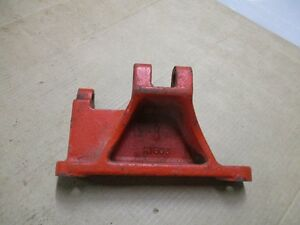 Case Tractor Seat Bracket A7606 Fits 400 early 830 Without Eagle Hitch