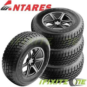 4 New Antares Smt A7 35x12 50r20lt 10 Tl All Season Tires