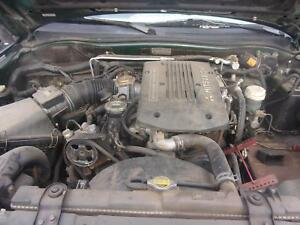 Mitsubishi Montero Sport Engine 3 0l Vin H 8th Digit 97 98 99