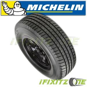 1x Michelin Defender Ltx M s Lt245 70r17 119 116r E All Season Performance Tires