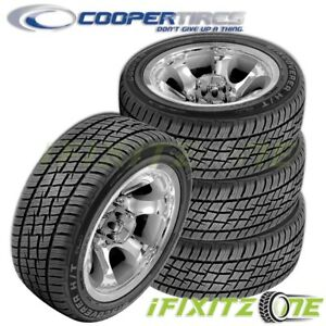4 Cooper Discoverer H t Plus 275 55r20 117t Xl Non directional All Season Tires