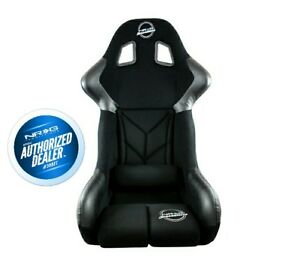 Nrg Fia Competition Seat With Competition Fabric Fia Homologated