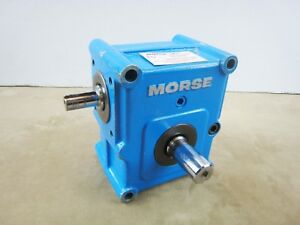 Nice Morse Ed Series Ged18 60 1 Ratio Gear Speed Reducer Gearbox Ged 18