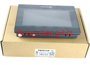 New Weintek 7 Hmi Tk6071ip Tk6070ip Screen Panel Operator Interface Terminals