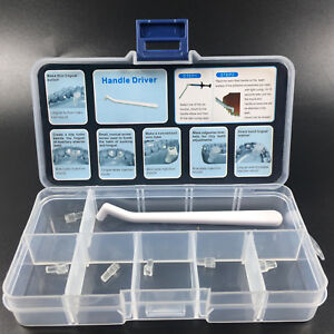 10 box Dental Mini Orthodontic Accessories Injection Mould Quick Built