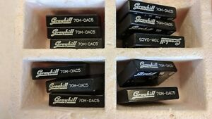 New Lot Of 11 Grayhill Solid State Relays 70m oac5 2 5 10v Dc 140v Ac 3a Arduino