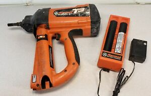 Ramset T3ss Single Shot Gas Actuated Fastener Tool Cordless Nailer