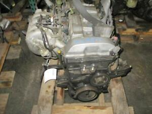 Mazda Mazda Protege Engine 1 8l vin 1 8th Digit 99