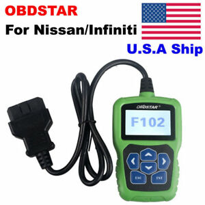 Usa Ship No Tax Obdstar Automatic Pin Code Reader F102 Immobiliser And Oodmeter