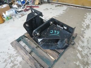 Bobcat 2500 Hydraulic Breaker Mount Skid Steer Hammer Mount
