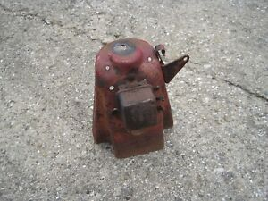 Farmall Super M Tractor Rear Fuel Tank Support
